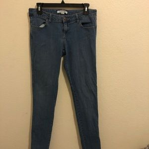 Size 28 Forever 21 Skinny Jeans